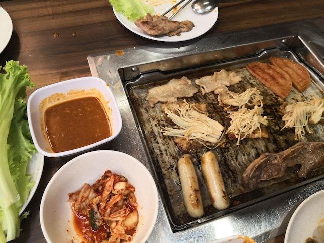 Basic Korean Bbq