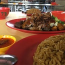 Hollywood Braised Duck Rice (Sims Vista Market & Food Centre)