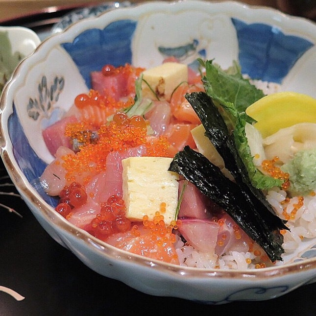 Sushi Jin is highlighted in our Burpple Guide to New Restaurants, Cafes and Bars: February 2015 for good reason - they offer high quality Japanese cuisine in a high-end setting but at a lower price point than other locally-run sushi places.