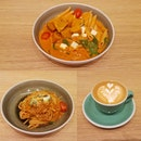 *Late post* Random found café in the CBD area..