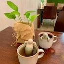 HIBISCUS TEA & LAVENDER TEA