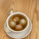 Really Good Ginger Soup With Tangyuan
