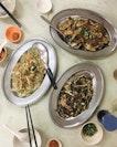 Fried Sweet Potato Flour Noodles   Tang Hoon   Pek Kueh
