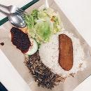 DIY nasi lemak