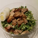 Mentai Teriyaki Chicken Salad