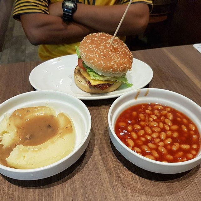 Chicken Burger ($5.90)