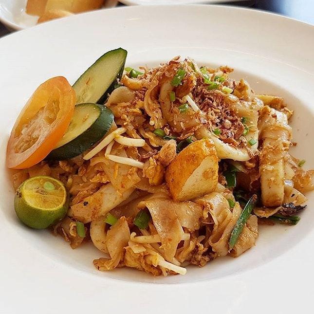 Char Kway Teow ($9.80)