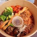 Salmon Furikake Bowl $14