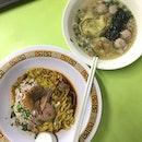 Tai Wah Pork Noodle (Hong Lim Market & Food Centre)