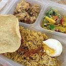 Salted Chicken Briyani