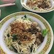 Dry Ban Mian
