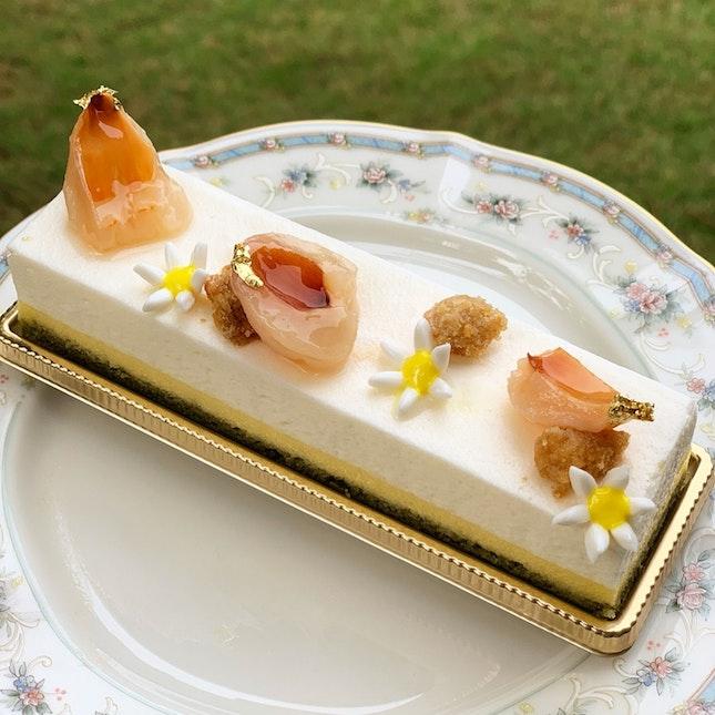 Daisy Cake ($8)