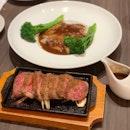 Australian Sirloin Beef Hor Fun ($32)
