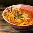Tom Yum Thai Boat Noodles.
