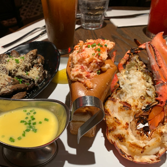 Delicious Lobster Rolls
