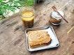 Nut Butter Honey & Sea Salt Toast