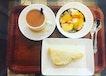 Kaya Toast With Teh C