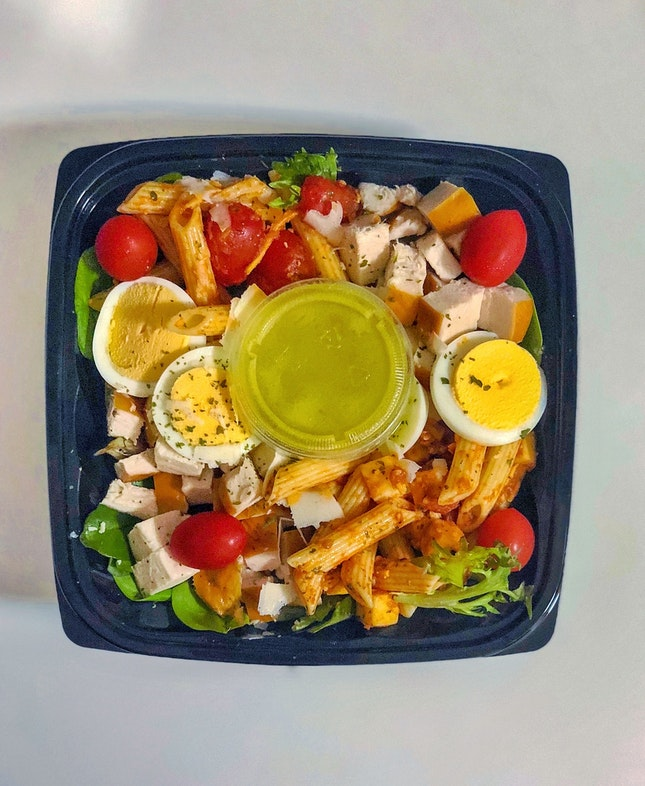 Penne Pasta Salad ($9.8)