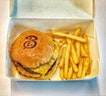 Classic Burger ($5.9)