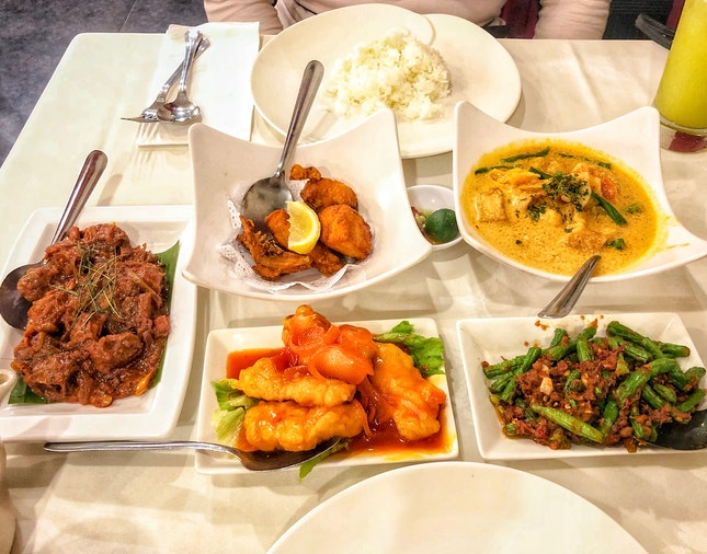 Nonya Lunch