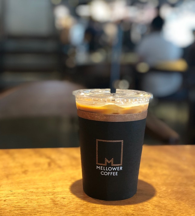 Iced Latte ($6.6)