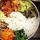 Boribap 보리밥  Sometimes all you need is a little splash of colours  #Boribap #보리밥 #burpple #burpplesg #sgcafe #cafesg #cafehoppingsg #sgfood #cafefood #foodiegram #foodie #foodphotography #food #foods #alaneats #alaneaton #alanadventures #cafehopping #배고파 #밥 #보리