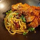 This Mala (麻辣) pasta really spice up my life.
