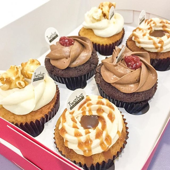 Cupcakes make everything better!