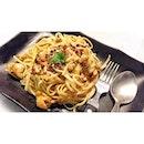 | 🍝 I love my Pasta、 Loving Tom Yum Pasta even More。 ...