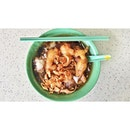   🍲 I Love Lor Mee 、 Gao gao with a lot of Garlic and Vinegar 。...
