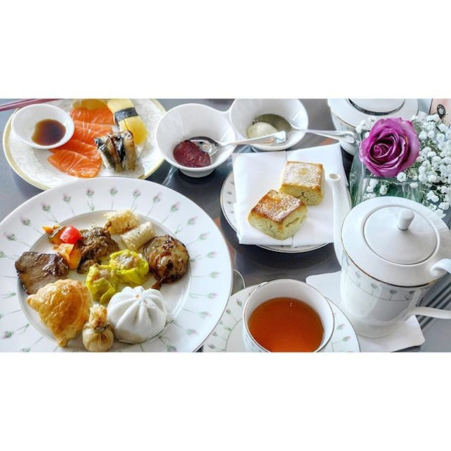 | 🍰 5 hours Long Weekday High Tea,No Joke!...