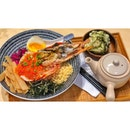 | 🦞 Lobster in Japanese Chazuke。...