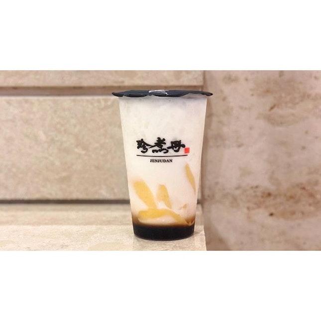 | 🥤 Simply Brown Sugar Milk Pudding 。...