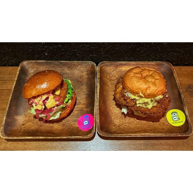 · 🍔 Awesome Plant-Based Burgers !...