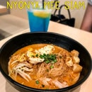 Nyonya Mee Siam Here's a closer look at this Mee Siam which I recently try at This cafe!