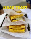 Isaac Toast Finally get to try the ever popular Korean 'Isaac Toast' ..