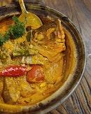 Assam Fish Head Curry Wow!