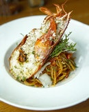 Spicy Lobster Arrabiatta For fans of seafood, here is something not be missed!
