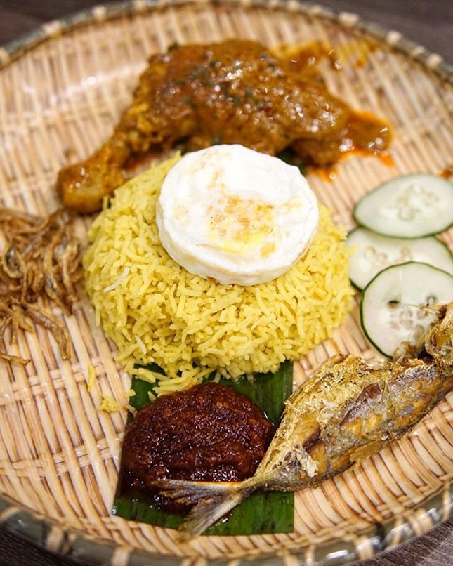 Chicken Rendang SetReally glad that nowadays you can find quality food at the foodcourt!