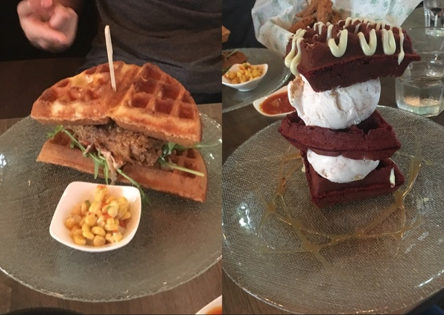 Incredible Waffles!