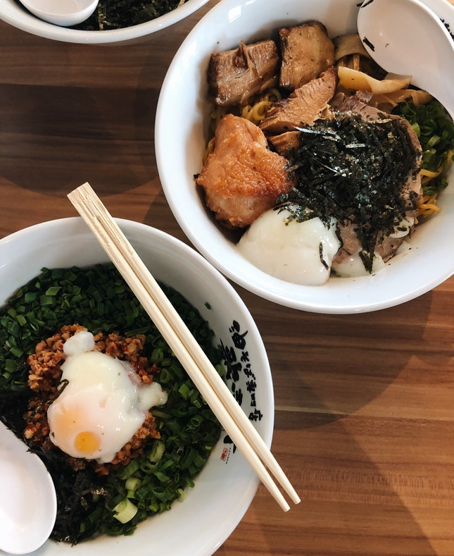Food From The Land Of The Rising Sun