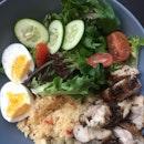 Chicken Cauli Rice ($12)