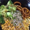 Penne pasta bowl ($11)