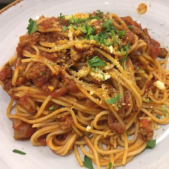 Duck Spaghetti