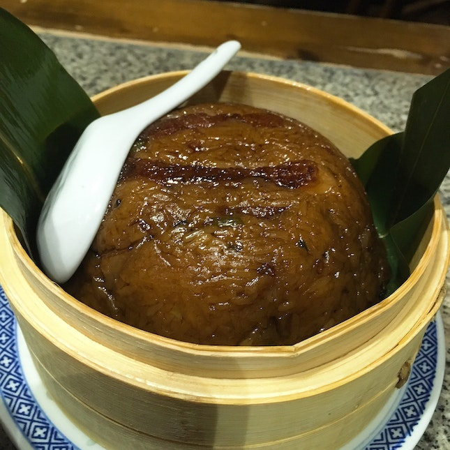 Steamed Glutinous Rice With Pork $11.80