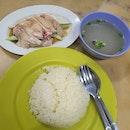 Chicken Rice $4