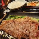 Sirloin Steak Set $29.80
