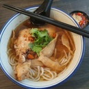 Herbal Chicken Noodle Soup $12.80