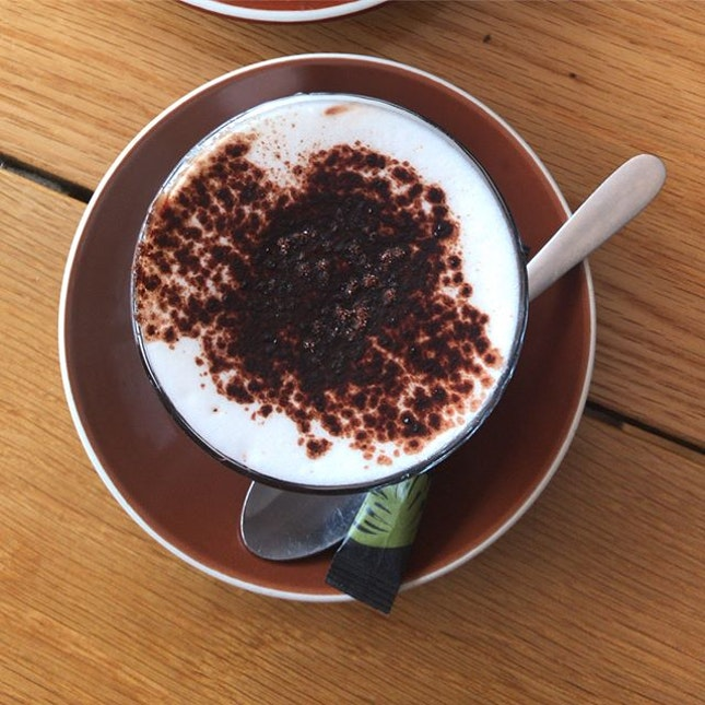 Could do with a Hot Chocolate right now!