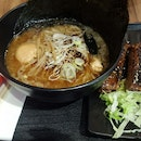 Black Garlic Ramen With Boss Ribs 15.9 Nett